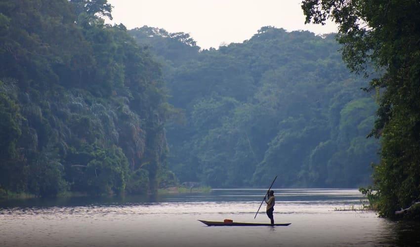 река конго, конго, притоки конго