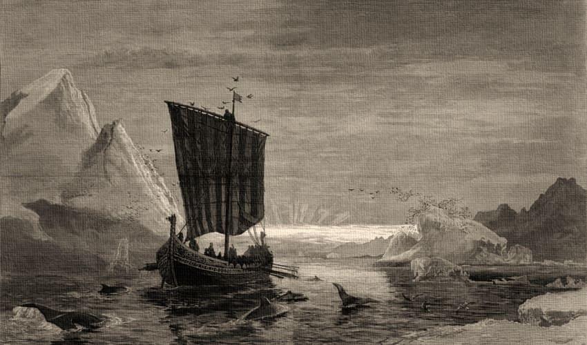 открытие америки викингами, путешествия викингов