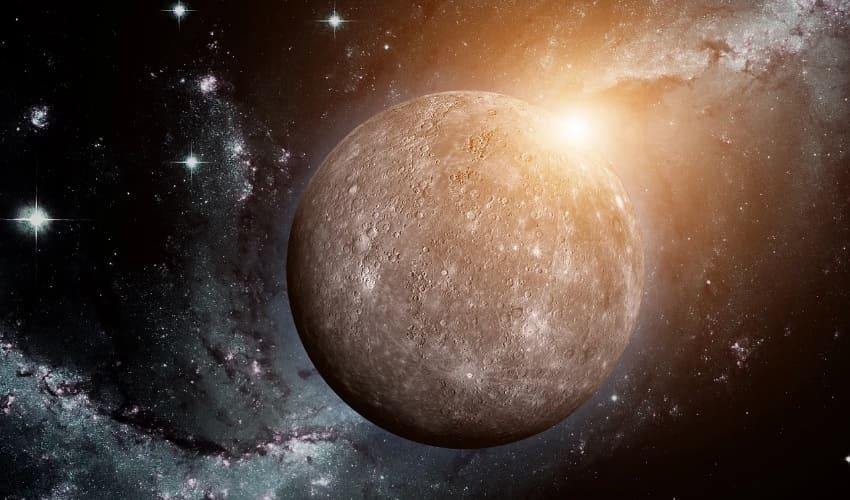 Меркурий: быстрый и горячий