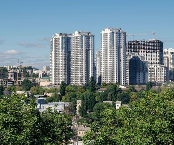 Прогнозы развития украинского рынка недвижимости