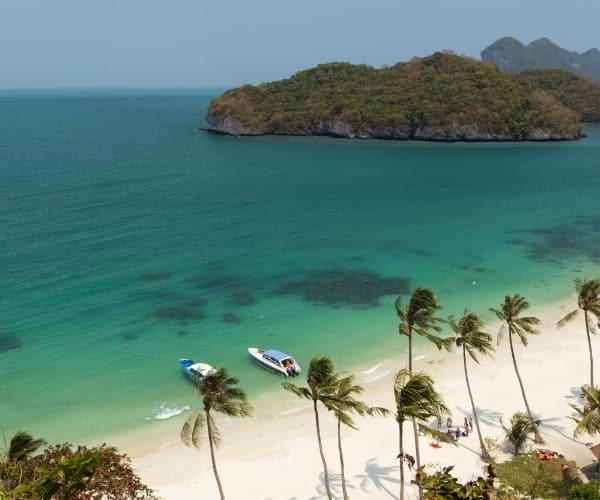 Острова Ко Тэн и Анг Тонг