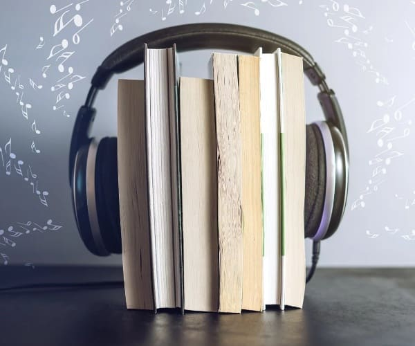 Как пользоваться аудиокнигами?