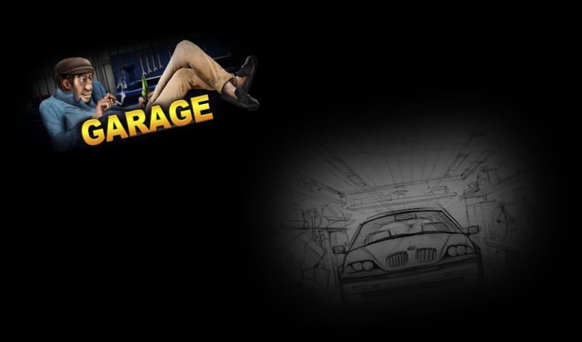 Игровой автомат Garage: как провести время весело и беззаботно?