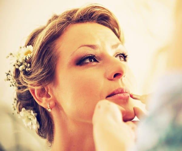 Основные направления в создании свадебного макияжа