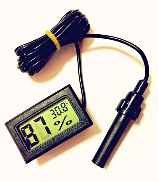 Датчики температуры и влаги