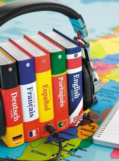 Большой выбор словарей иностранных слов