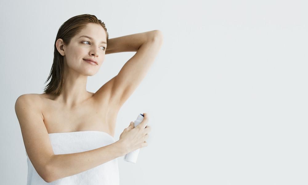 Дезодорант или антиперспирант: эффект без вреда