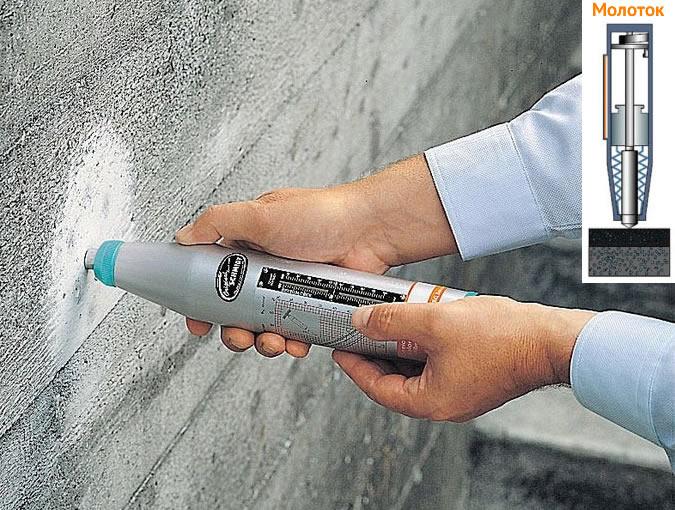 Как проверить качество бетона