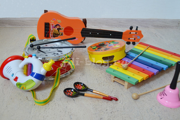 Як впливають музичні ігри на розвиток дитини?